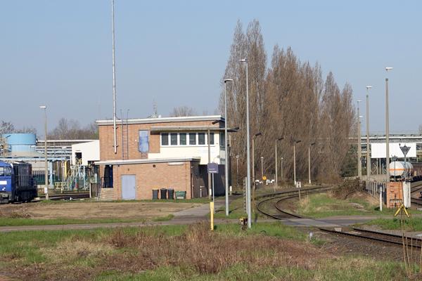 Hp. Grube Antonie (Bitterfeld Nord)