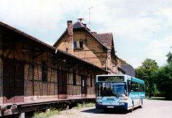 SEV Bahnhof Zörbig