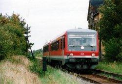 Ausfahrt Großzöberitz