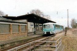 Bahnsteig 3 Stumsdorf