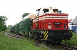 V60 162 in Wörlitz