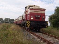 V60 Einfahrt in Wörlitz