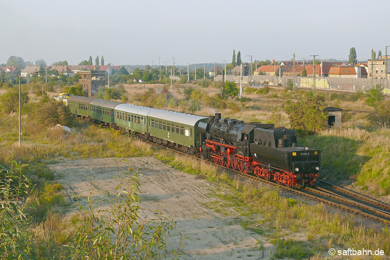 Personensonderzugverkehr zum 111. Streckengeburtstag der